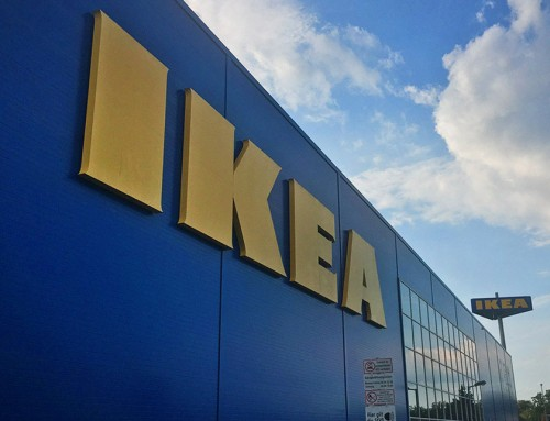 IKEA // noch höher!